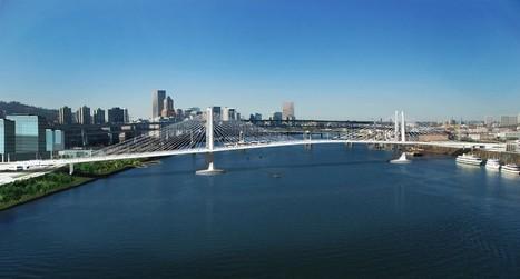Tilikum Crossing, Portland's New Bridge That Bans Cars, Is a Symbol of U.S. Mobility Goals - CityLab | Travel Tips and Destinatinations | Scoop.it