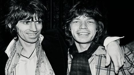 The Rolling Stones : 50 ans de rock en photo | Que s'est il passé en 1963 ? | Scoop.it