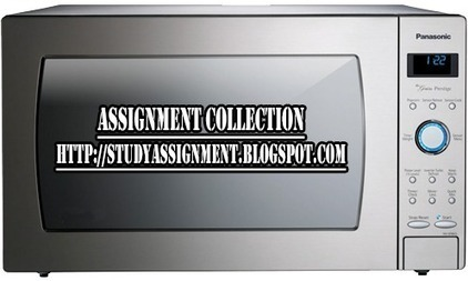 Term Paper and PowerPoint Slide for MARKETING PLAN of MICROWAVE OVEN. | Assignment Collection | Patch for CCleaner Business Edition 4.09.4471... | Scoop.it