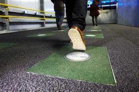Saeculum.es - Una puerta abierta a lo desconocido: Las baldosas inteligentes que generan electricidad | Reciclando un poco! | Scoop.it