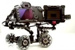 Simple SunwayFoto Lens Zoom / Focus Lever » CheesyCam | WorkingCinematographer | Scoop.it