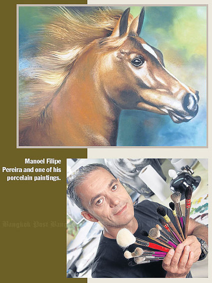'Ambassador of porcelain art' to be showcased in exhibition | Bangkok Post | À la une | Scoop.it
