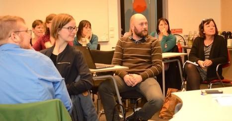 TeachMeet med många möten | Skolbiblioteket och lärande | Scoop.it