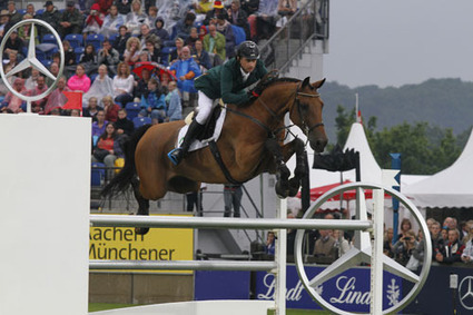 Olympic Jumping: Statement from Ireland's Lynch on disqualification from CHIO Aachen | Worldofshowjumping.com | Fran Jurga: Equestrian Sport News | Scoop.it