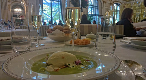 France: Exquisite and Affordable Dining at Peninsula Hotel Paris | Beyond London Life | Scoop.it