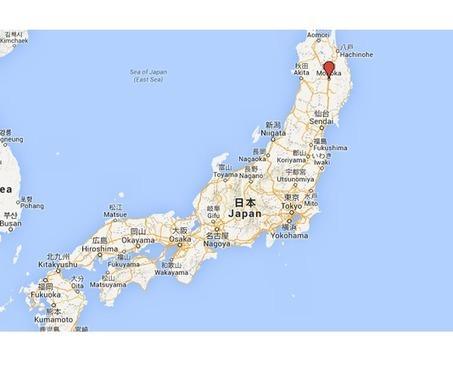 Au Japon, puissant séisme et petit tsunami | FUKUSHIMA INFORMATIONS | Scoop.it