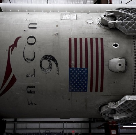 SpaceX Plans a Return to Flight Next Week --  The Motley Fool | More Commercial Space News | Scoop.it