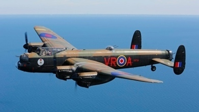 Canada's Lancaster bomber to cross Atlantic for U.K. tour | Combat Camera | Scoop.it