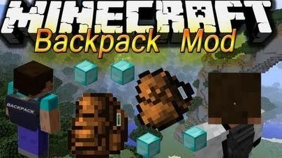 Backpacks Mod 1.6.4/1.7.4/1.7.2 | ghf | Scoop.it