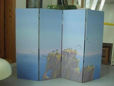L'art du trompe-l'œil vue par Leonor Rieti, artiste peintre à Paris | le sport info | Scoop.it