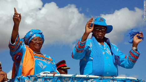 Longtime women's activist Banda sworn in as Malawi president | A Voice of Our Own | Scoop.it