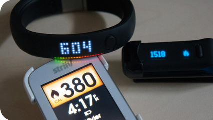 Nike+ Fuelband vs. FitBit Ultra vs. Striiv | Quantified-Self & Gamification | Scoop.it