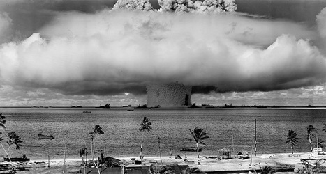 Bikini Atoll radiation levels remain alarmingly high | Gentlemachines | Scoop.it