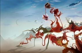 Concept Art The Forbidden Fruit   Visual Inspiration   Scoop.it