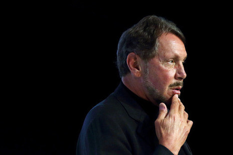 Oracle's Ellison Steps Down as CEO, Replaced by Hurd and Catz   EconMatters   Scoop.it