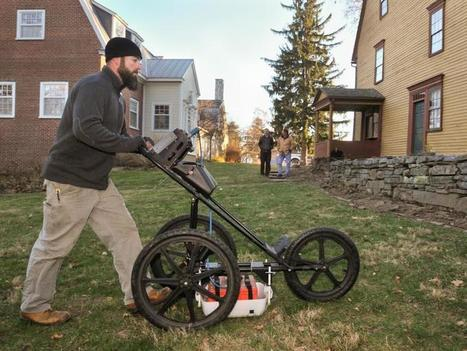 Ground-penetrating radar used to prepare for archaeological dig at Amherst Historical Museum | Shallow Geophysics | Scoop.it