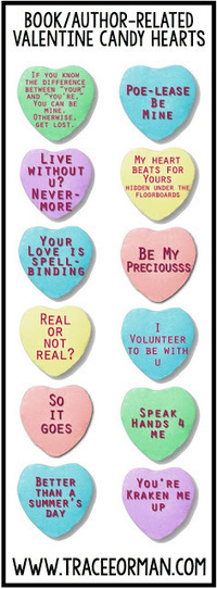 Mrs. Orman's Classroom: Valentine Rejected Candy Hearts | Resources for Teachers | Scoop.it
