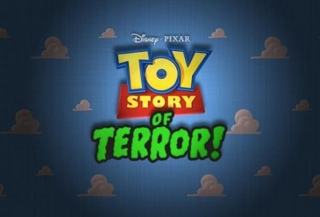 First Details Of Pixar TV Special, Toy Story Of Terror | Animation News | Scoop.it