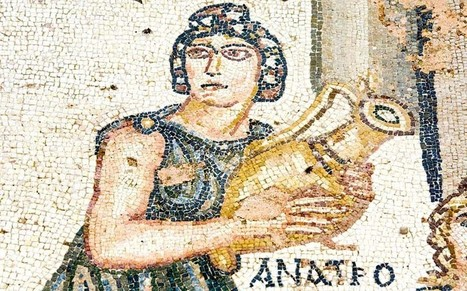 Do as the Romans do: ancient winemaking techniques revived - Telegraph | Roman | Scoop.it