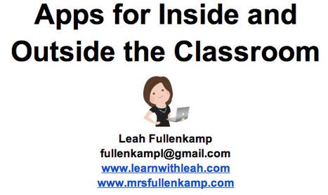 iPad Apps In and Out of the Classroom - GoogleDrive | IPAD, un nuevo concepto socio-educativo! | Scoop.it