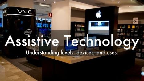 Understanding Assistive Technology - Instructional Tech Talk | Edtech PK-12 | Scoop.it
