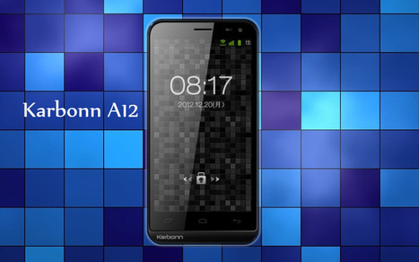 Blog Virginmango.com | Buy Karbonn Smart A12 at Lowest Price in India | Online Shopping India | Scoop.it