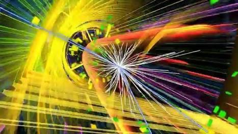 El gran acelerador LHC vuelve a generar datos científicos | Periodismo científico | Scoop.it