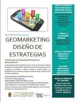 GEOMARKETING: DISEÑO DE ESTRATEGIAS - Vivero Empresas Cabranes | Facebook | Serendipity: déjate sorprender, desarrolla tu talento | Scoop.it