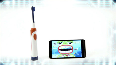 Smart toothbrush Grush wins America's Greatest Makers | Real Estate Plus+ Daily News | Scoop.it
