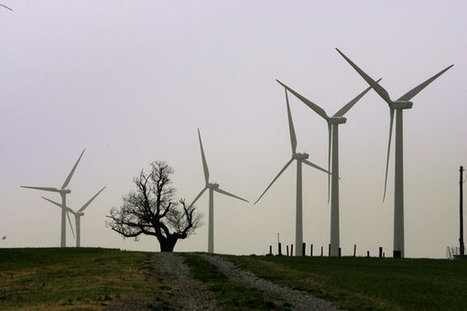 Solar and Wind Energy Start to Win on Price vs. Conventional Fuels | AP Lang Articles | Scoop.it