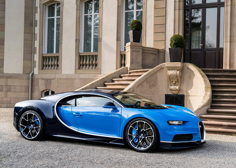 Bugatti unveil what it claims is the world's fastest hypercar | Scoopamo awesome | Scoop.it