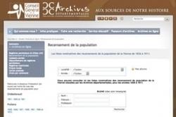 Nouveaux recensements en ligne aux archives de la Vienne | Rhit Genealogie | Scoop.it