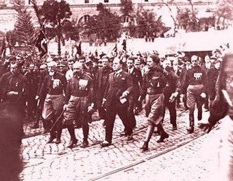 Conhecer a História: Fascismo Italiano | Recursos de Informação | Scoop.it