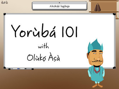 Yoruba101 now available on the Apple appstore | The Other Africa | Scoop.it