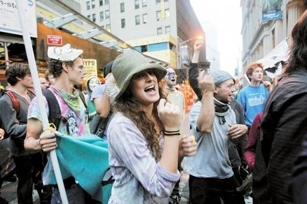 Occupy Wall Street - Les indignés vus de l'intérieur | Le Devoir | Occupy Belgium | Scoop.it