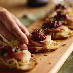 Recipe Roundup: Cranberries | Candy Buffet Weddings, Events, Food Station Buffets and Tea Parties | Scoop.it