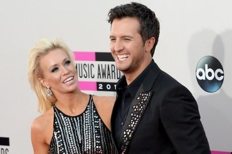 Luke Bryan's Wife Caroline Remembers Making the First Move | Country Music Today | Scoop.it