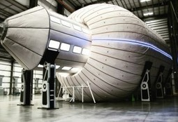 Inflatable Space Module Set For ISS Mission | The Speaker News | Scoop.it
