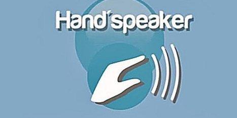 Innovation : un gant qui traduit en langue des signes - Audition-infos.org | Innovation Management with TRIZ | Scoop.it