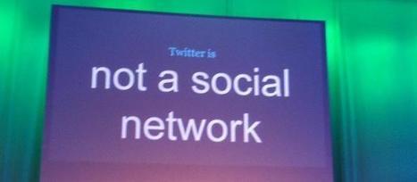 Twitter NON è un social network | All about Social Media | Scoop.it