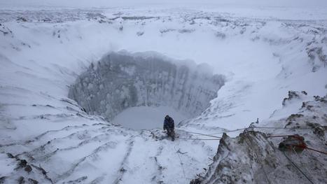 Bulles souterraines, virus zombie et trous géants : en Sibérie, une certaine idée de la fin du monde | Ca m'interpelle... | Scoop.it