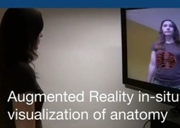 Use Kinect to teach anatomy? It's a 'Mirracle'! | Augmented Reality in Education and Training | Scoop.it