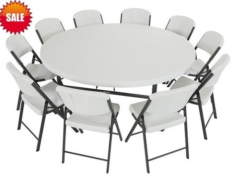 Round Folding Table And Chairs: From Meeting To Interview Table! | Cheap Folding Tables | Scoop.it