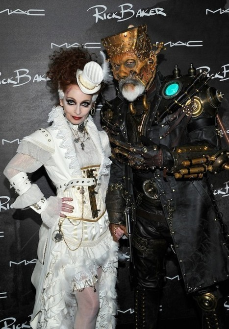 Rick Baker And MAC Team Up For Halloween Makeup Collection - The Los Angeles Fashion magazine | Best of the Los Angeles Fashion | Scoop.it