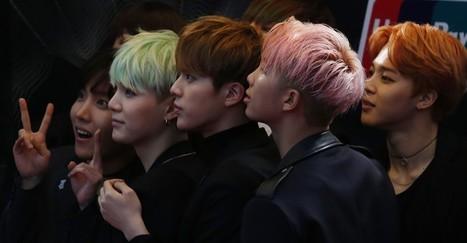 K-Pop Makes the Scene in Seoul   Global Affairs & Human Geography Digital Knowledge Source   Scoop.it