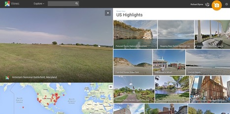 Free Technology for Teachers: How to Embed Google Street View Imagery Into Your Blog Posts | TEFL & Ed Tech | Scoop.it