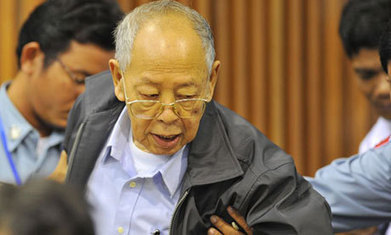 Khmer Rouge 'Brother No 3' dies while on trial in Cambodia | Children of the Mekong | Scoop.it