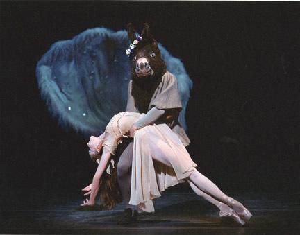 Image: Midsummer Ballet | Lana's A Midsummer Night's Dream | Scoop.it