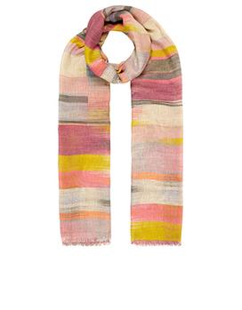 Étole imitation lin à rayures étincelantes | Multicolore | Accessorize | Buzz Actu - Le Blog Info de PetitBuzz .com | Scoop.it