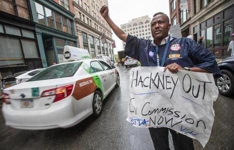 Uber vs. taxis: An ugly endgame awaits - The Boston Globe | taxi fleet | Scoop.it